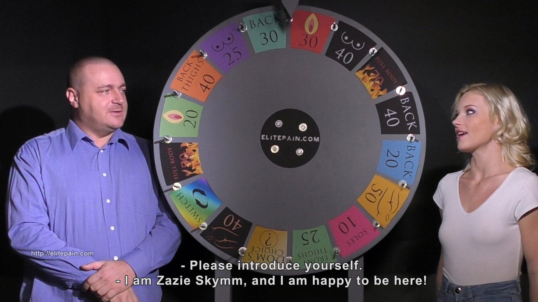 Wheel Of Pain 14